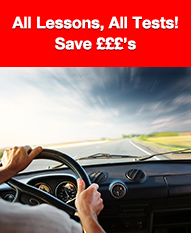 All Lessons, All Tests - Save £££'s