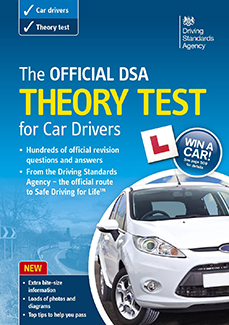 Picture of theory test DVD ROM